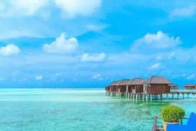 1万人民币在马尔代夫,能生活多长时间?答案说